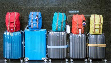 Urlaub, Koffer