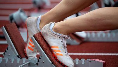 Leichtathletik, Sprint