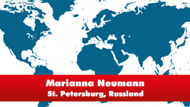 Interview Marianna aus St. Petersburg