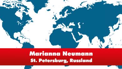 Interview Marianna aus St. Petersburg