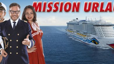 Mission Urlaub