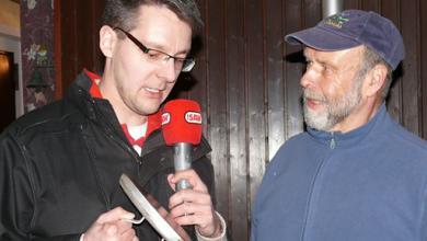 Muckefuck Reporter Jan Seifert