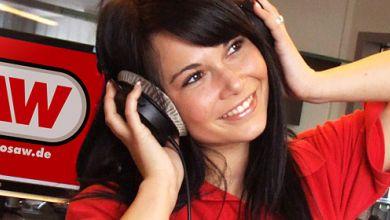Praktikum bei radio SAW