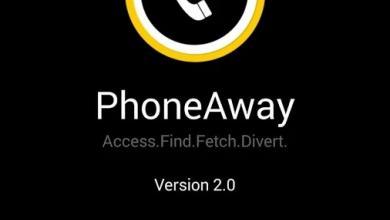 Phone Away App