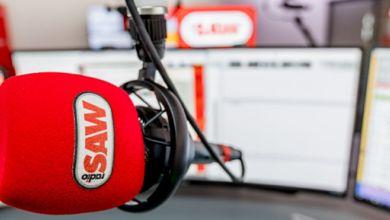 radio SAW Logo - Mikrofon