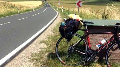 Radtour Elia Gohr