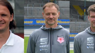 Jürgen Rische, Alexander Kunze, Darius Scholtysik