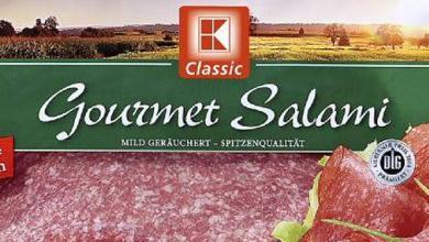 K-Classic Gourmet Salami