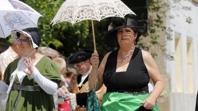 Sachsen-Anhalt-Tag, Festumzug