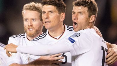 Schürrle, Gomez, Müller
