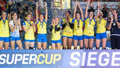SSC Palmberg Schwerin gewinnt Supercup 2020