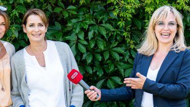 Sina Peschke, Anja und Gerit Kling