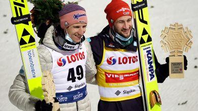 Skispringer Karl Geiger, Markus Eisenbichler