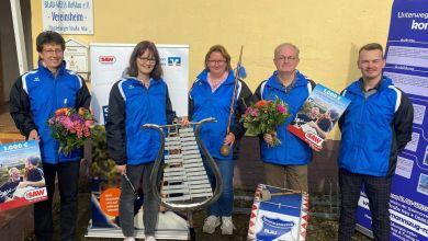 1.000 Euro Gewinner: Spielmannszug Blau-Weiß Rosslau e.V.