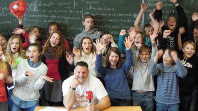 Klasse übersetzt am Ökumenischen Domgymnasium Magdeburg