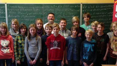 Klasse übersetzt am Bismarck Gymnasiums in Genthin