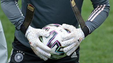 Torwarthandschuhe Manuel Neuer