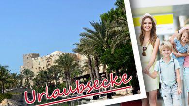 Urlaubsecke: Dubai