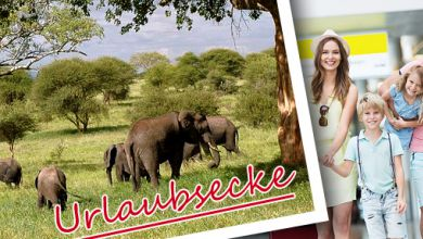 Urlaubsecke: Tansania