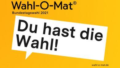 Wahl-O-Mat zur Bundestagswahl 2021