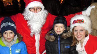 Weihnachtsengel in Naumburg