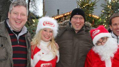 Weihnachtsengel in Bad Harzburg