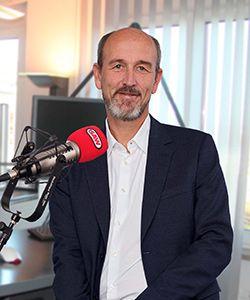 Wetterexperte Frank Abel