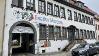 Das Beatles-Museum in Halle