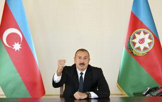 Ilham Alijew, Präsident der Republik Aserbaidschan
