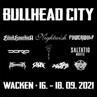 Bullhead City Festivalplakat 2021