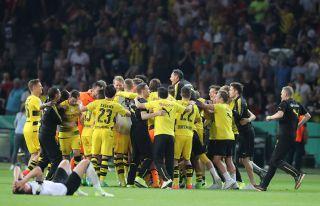 DFB-Pokal 2017: Borussia Dortmund