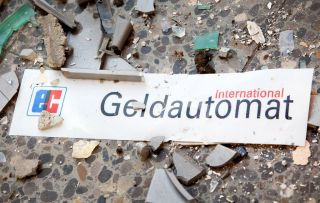 90.000 Euro aus Geldautomat verschwunden?