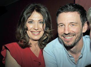 Iris Berben und ihr Sohn, Filmproduzent Oliver Berben