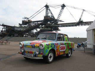 SAW-Trabant