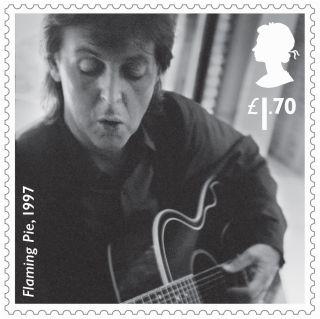 Royal Mail würdigt Ex-Beatle McCartney mit Sonderbriefmarken