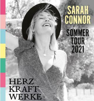 Sarah Connor - Herzkaftwerke Tour