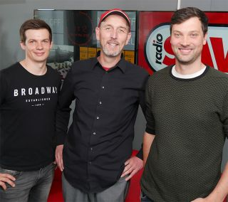 Yves Krone, Frank Abel, Phillip Krainbring