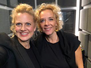 Barbara Schöneberger, Katja Riemann