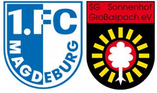 1. FC Magdeburg, SG Sonnenhof Großaspach