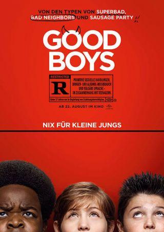 good boys filmplakat