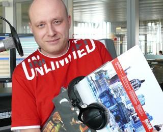 radio SAW Moderator Ingolf Kloss