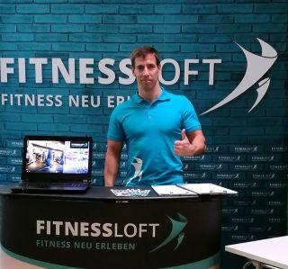 Jens Pape, Fitnessloft Magdeburg
