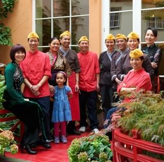 Team: Restaurant Orchidea Huong