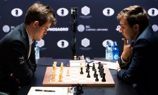 Magnus Carlsen, Sergej Karjakin