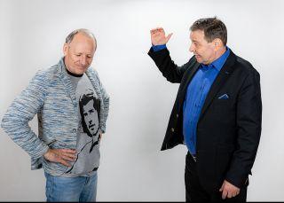 Maik Scholkowsky und Bernd Heinemann