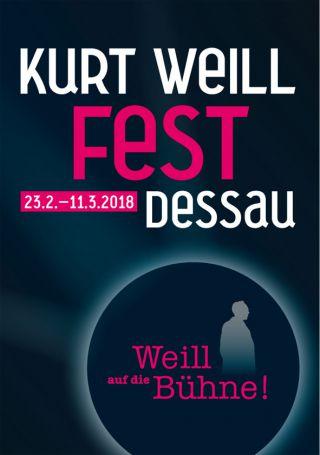 Kurt Weill Fest 2018