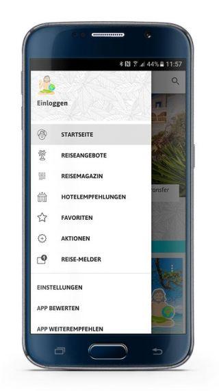 App: Urlaubsguru