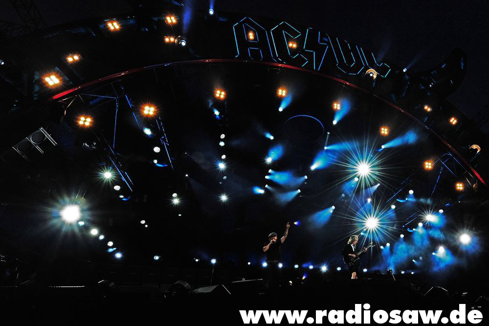 Fotos Acdc In Dresden Radio Saw