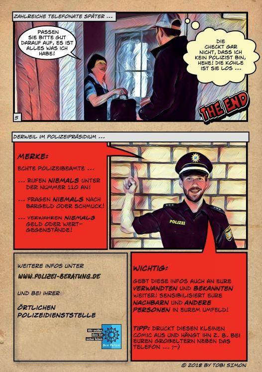 "Foto: Polizei/Tobi Simon<br /><strong class=""verstecktivw"">Comic</strong>"