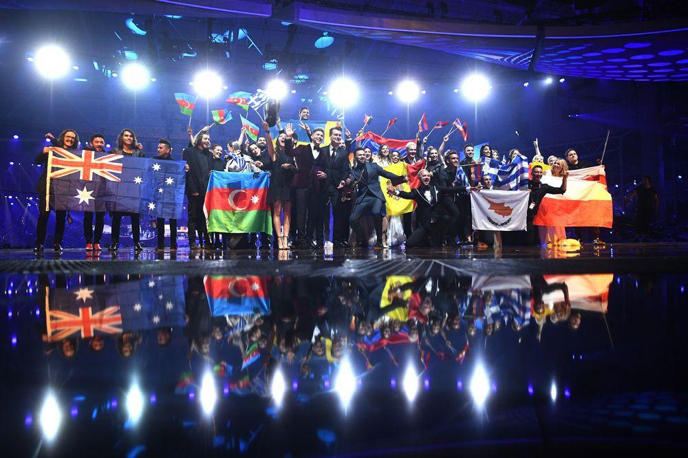 1. halbfinale eurovision song contest